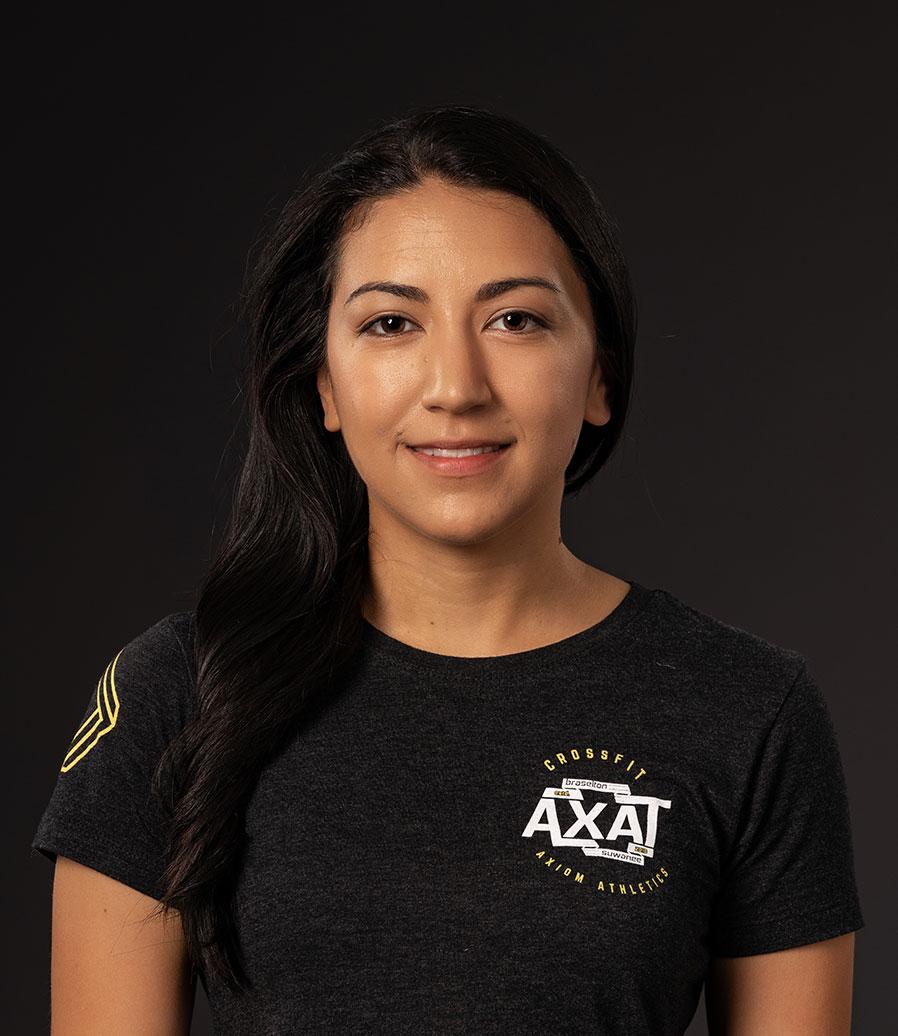 Maria Istafa CrossFit Coach